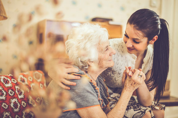 Respite in-home care