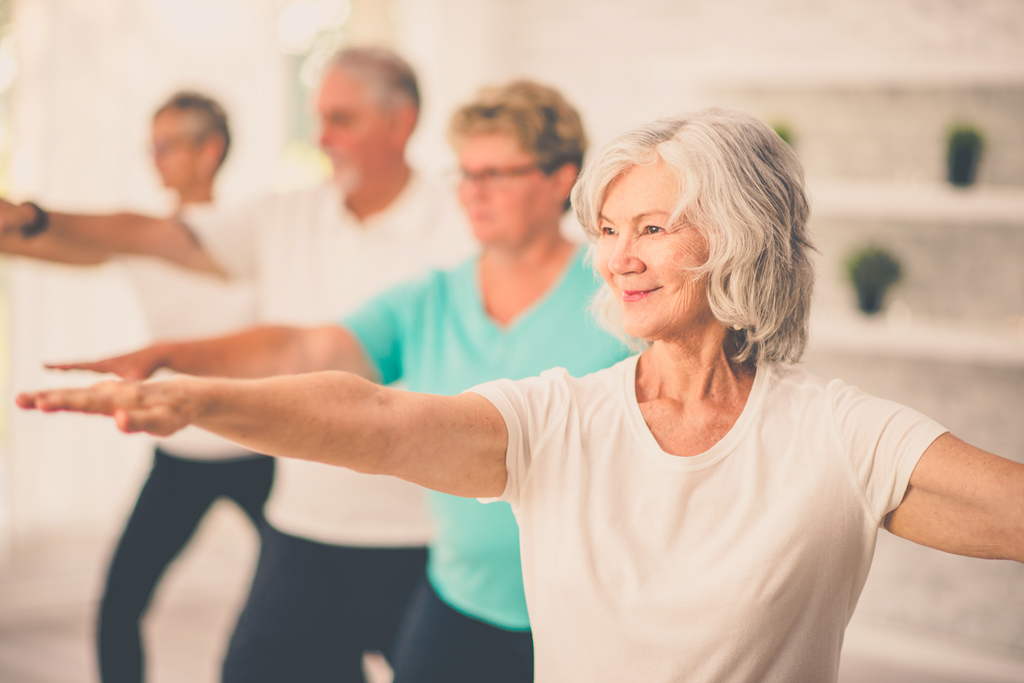 5 Ways to Stay Active at Home for Busy People - AmeriCare